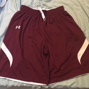 Reversible Under Armour Shorts